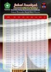 Jadwal Imsyakiyah Ramadan 2018 - Kota Padang Sumatera Barat